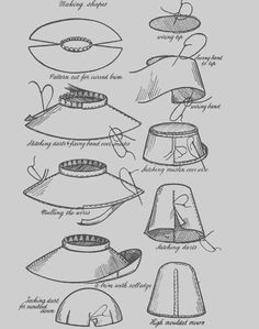 1000+ images about chapeaux hats couvre-chef & co on