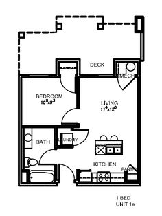 400 sq. ft. Trump Hotel suite layout in that would work