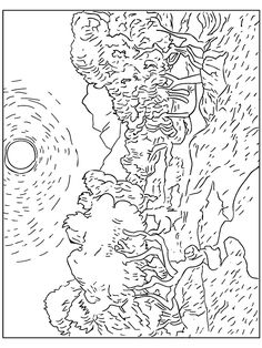 Coloring, Artworks and Free printable coloring pages on