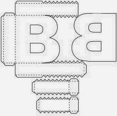 Letras 3d Corte Manual Formatos Png, Sgv, Pdf E