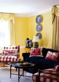 Blue With Red on Pinterest | Red And Blue, Red White Blue ...