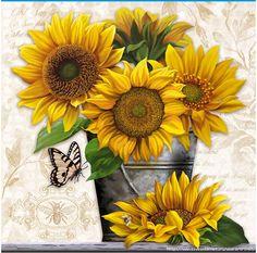 sunflower clip art black