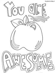 Staff Appreciation Coloring Pages Coloring Pages