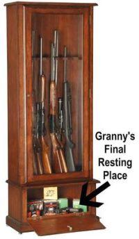 1000+ ideas about Gun Cabinet Plans on Pinterest | Gun ...