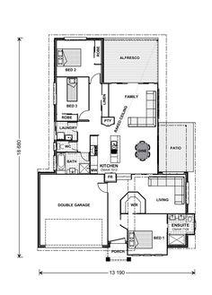 Meridian 267 House Plans Design Ideas Pinterest 267