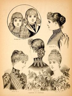 Victorian Nonsense Victorian Hairstyles & Tutorial Leviathan