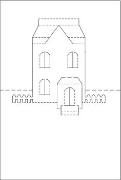 1000+ images about Arquitectura en papel_Pop up on
