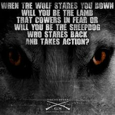Wolf And Sheepdog Quote Wallpaper 1000 Images About Law Enforcement On Pinterest Police