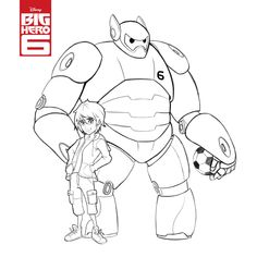 1000+ images about BIG HERO 6 BDAY PARTY on Pinterest