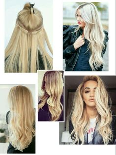 How To Wear Clip In Hair Extensions – Laced Hair Looking