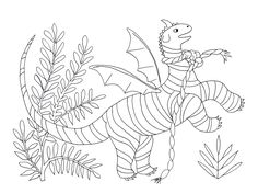 My Father's Dragon Worksheets by First Grade Schoolhouse
