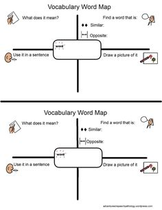 1000+ images about vocabulary journal on Pinterest