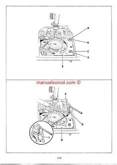 Kenmore Model 12520 Sewing Machine Manual 158.12520. 48