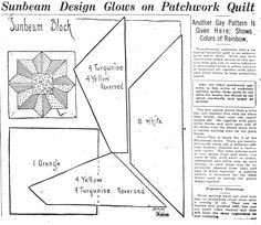 Laura Wheeler Quilt Pattern