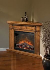 1000+ images about Corner Unit Electric Fireplaces on ...