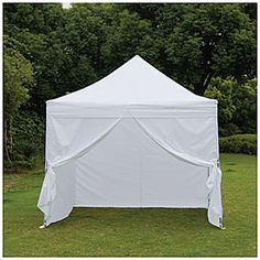 Game Day Gear 8 X 10 Blue Pop Up Sun Shelter At Big