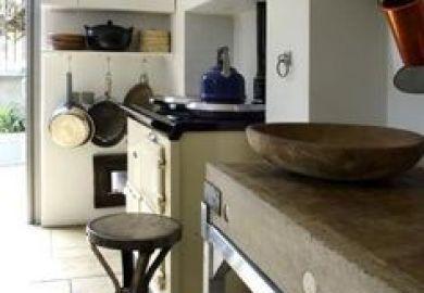 Rustic Butcher Block Kitchen Island Wonderful Kitchen