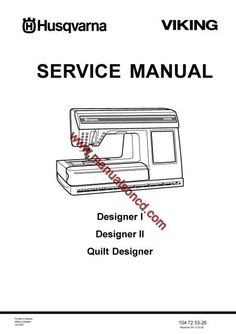 Instructions / owners manual for the Kenmore / Sears Model