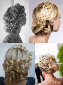 Celtic Hair For Irish Wedding Hairstyle Pinteres