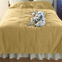 Our dog-proof bedding is designed to protect your bed from ...