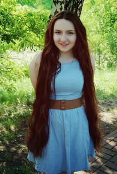 Waist Long Hair For New Eden Township Of 2035 2054 In Book Series