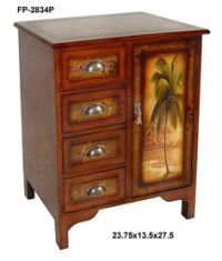 Tropical Palm Tree Storage Cabinet | Awesome, Cabinets and ...