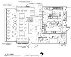 Floor plans, Restaurant and Floors on Pinterest