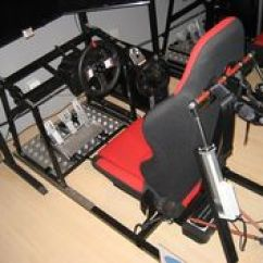 Hydraulic Racing Simulator Chair Kitchen Chairs Wood Volair Sim - Universal Flight And Cockpit, Seat | Seats ...