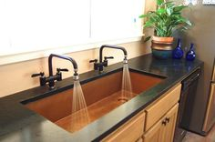 When Selecting A Sink For Your Kitchen Or Bathroom