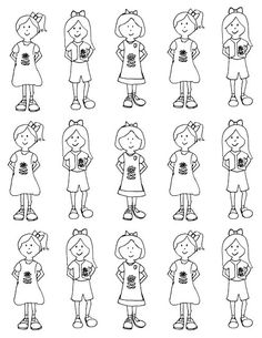 1000+ images about Girl Scout Kaper Charts on Pinterest