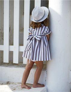 Sweet striped summer