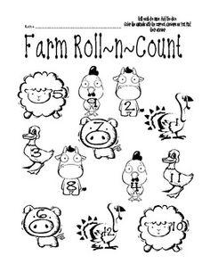 Farm Roll~n~Count