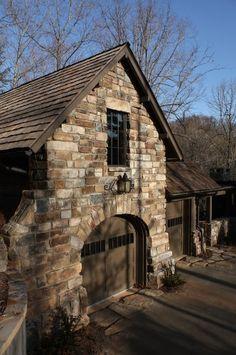 Stone Garages on Pinterest  Garage Stones and Loft Spaces