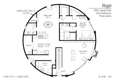 1,590 square feet Four bedrooms Two baths. And hurricane