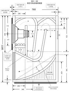 Transmission Line, Tapped Horn Subwoofer Design