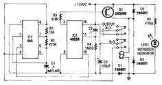 Multiple output switching power supply circuit #Schematic