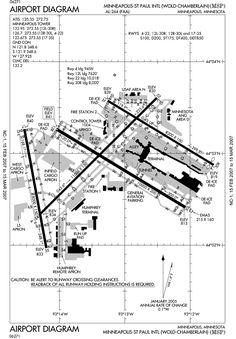 (BNA) Nashville International Airport Terminal Map