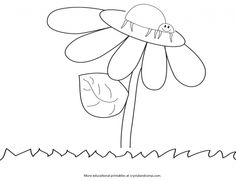 Free Preschool Tracing Lines Printables (used in post for