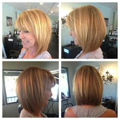 My Next Haircut Long Layered Bob Candace Cameron Bure Hair