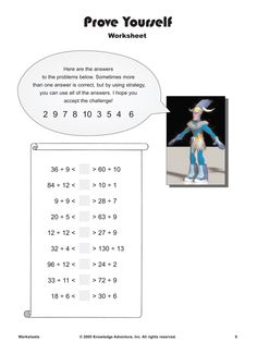 1000+ images about Math Worksheets on Pinterest