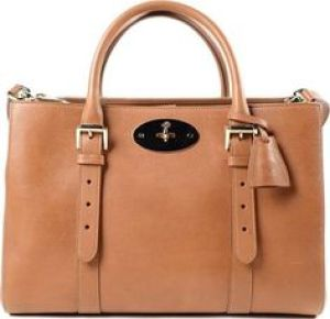 Bayswater Dbl Zip Tote