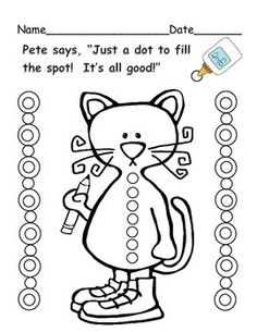 Mrs. Gilchrist's Class: Pete The Cat Awesome Adjectives