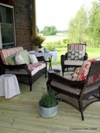 Front Porch Furniture on Pinterest | Porch Furniture ...