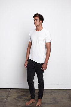 Simple look fashion