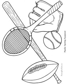 Moms Break : Baseball Printable Maze for Kids
