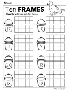 Worksheets, First grade and Find the hidden objects on