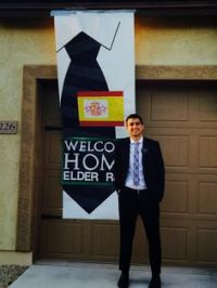Giant LDS Missionary Welcome Home Banner Poster Printable ...