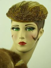 1920-1929 hats & hair styles