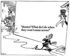 Cold war, War and Political cartoons on Pinterest