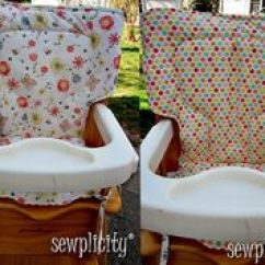 Eddie Bauer High Chair Cover Pattern Swivel John Cootes Fisher Price Space Saver - Pdf Sewing | Covers, And ...